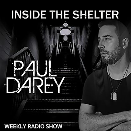 INSIDE THE SHELTER by Paul Darey